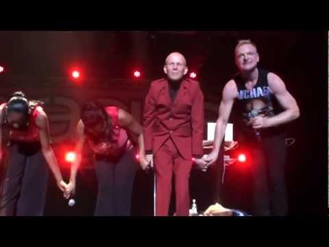 Erasure - Stop! (Live in Chile 2011)