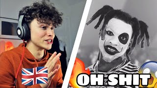 FIRST TIME hearing DENZEL CURRY| CLOUT COBAIN - DENZEL CURRY (Reaction)