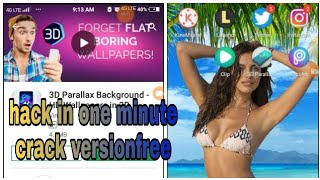 3d Parallax Background 1.53 Cracked Apk Is Here!hack In One Minute