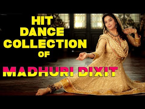 Madhuri Dixit's Top 25 Dance Numbers || Hit dance Songs of Madhuri Dixit || Bollywood Josh