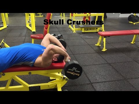 Skull Crushers 12-5-16