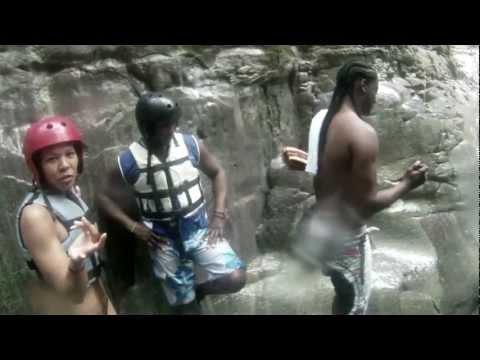 GoPro - 7 Waterfalls in Puerto Plata, Dominican Republic (Part 1)