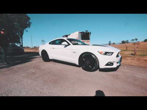 Mustang Owners Club Australia QLD Observation Run Aug 2017