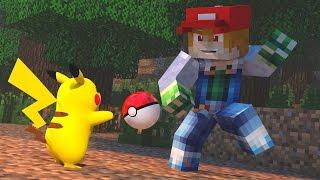 Repeat youtube video MELHOR TREINADOR - POKEMON DA SORTE ( Minecraft )