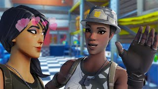 I impressed my CRUSH with my RECON EXPERT.. (IT WORKED) - Fortnite