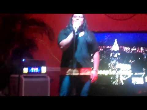 Arlene Pabon singing Alicia Keys: If I Ain't got you