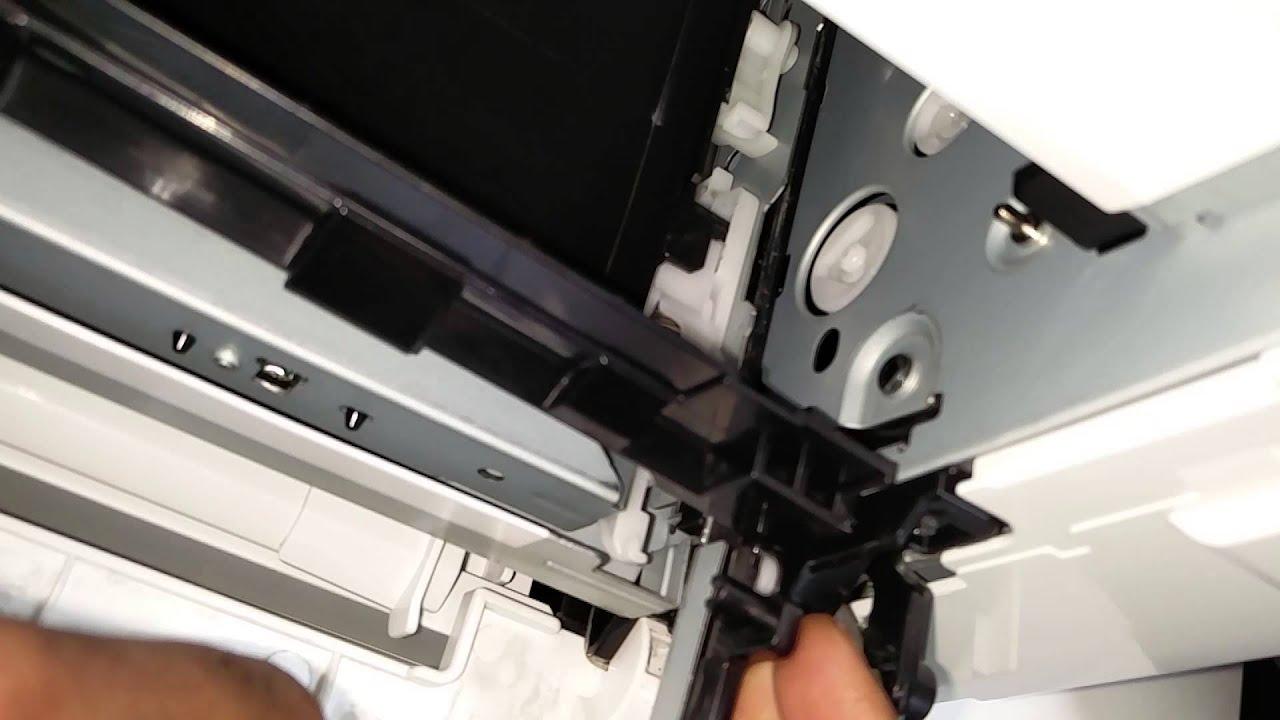 Hp Color Laserjet Pro Mfp M277dw Youtube