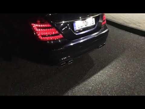 S500 W221 Insane V8 Exhaust Sound