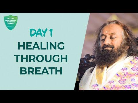 Healing Through Breath