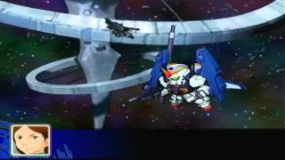 スーパーロボット大戦Z エマ(スパガン)VS レコア(パラスアテネ)