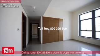 Claren Towers 2 , 3 Bedroom Apartment For Sale ,Downtown Dubai