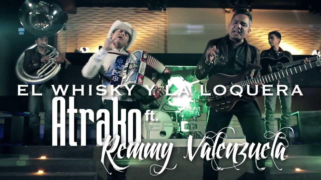 whisky y la loquera