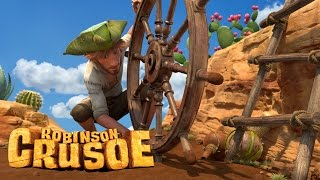 Robinson Crusoe   Das Original Hörspiel zum Kinofilm (Hörprobe)