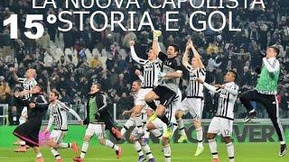 Juventus 2015/2016 HD ►LA RIMONTA ● Tutti i gol delle 15 vittorie consecutive