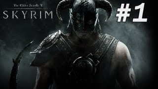 The Elder Scrolls V: Skyrim Detonado - Part 1 - INTRO (PT/BR) PS3/XBOX/PC HD