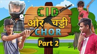 CID Aur Chaddi Chor Part 2 | CID Funny Video | cid parody  | fcg