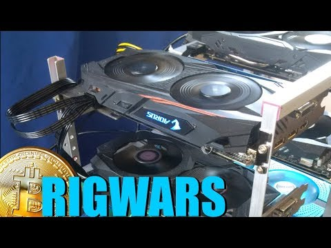 Mining Rig Wars 28: Is Your Rig In The Intro?