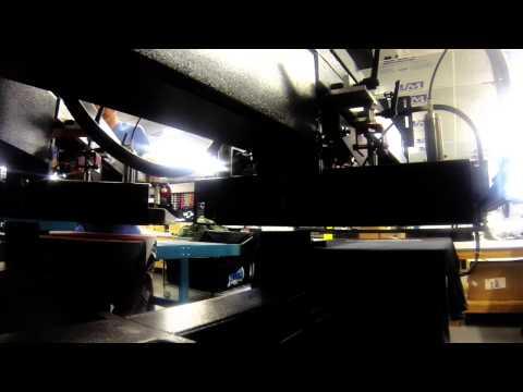 Paris Print Works screen printing