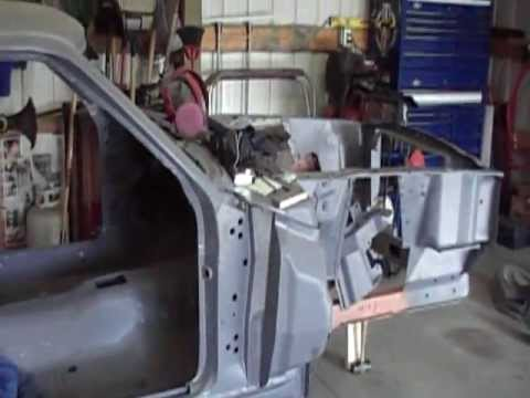 Roadster Shop Fast Track IFS Installation  Part 1