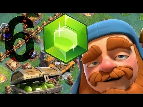 6 GEMS Trick | 12 GEMS a day | Builder hall | Clash of Clans | GEM TREE | UNLIMITED GEMS