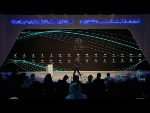World Government Summit Day 1 Live Streaming