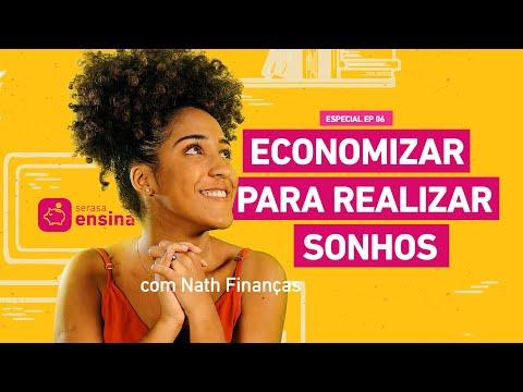 Como economizar para realizar sonhos - Serasa Ensina com @Nath Finanças from YouTube · Duration:  9 minutes 50 seconds