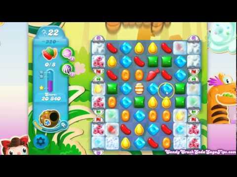 Candy Crush Soda Saga Level 320 No Boosters