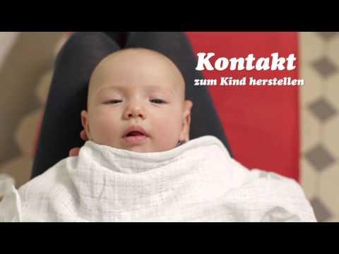 Baby 1x1: Dem Baby ein Fläschchen geben