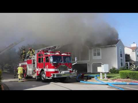 ShapPhoto Buffalo Grove townhouse fire 6-20-17