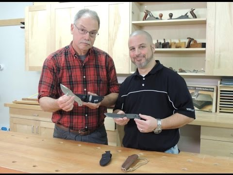 Woodcraft Elves Extra Gift Ideas for Christmas - Camillus Knives