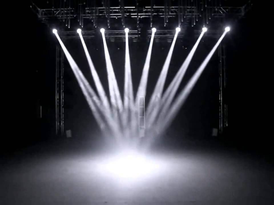 Led Shop Event Lyre Beam 60w Youtube