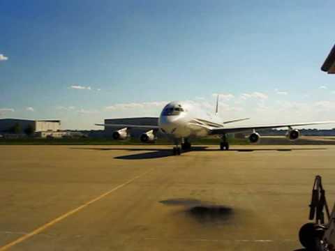 Murray Air DC-8-63F