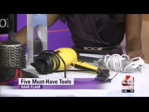 5 Must-Have Hair Tools