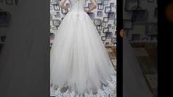 660dca86f8985 أتيليه أوچوو لبيع فساتين الزفاف والخطوبه الترگي للاستفسار 01277955256 -  Duration  2 18.