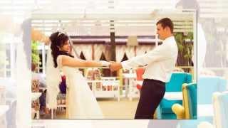 Алёна и Виталик (свадебная фотосессия)