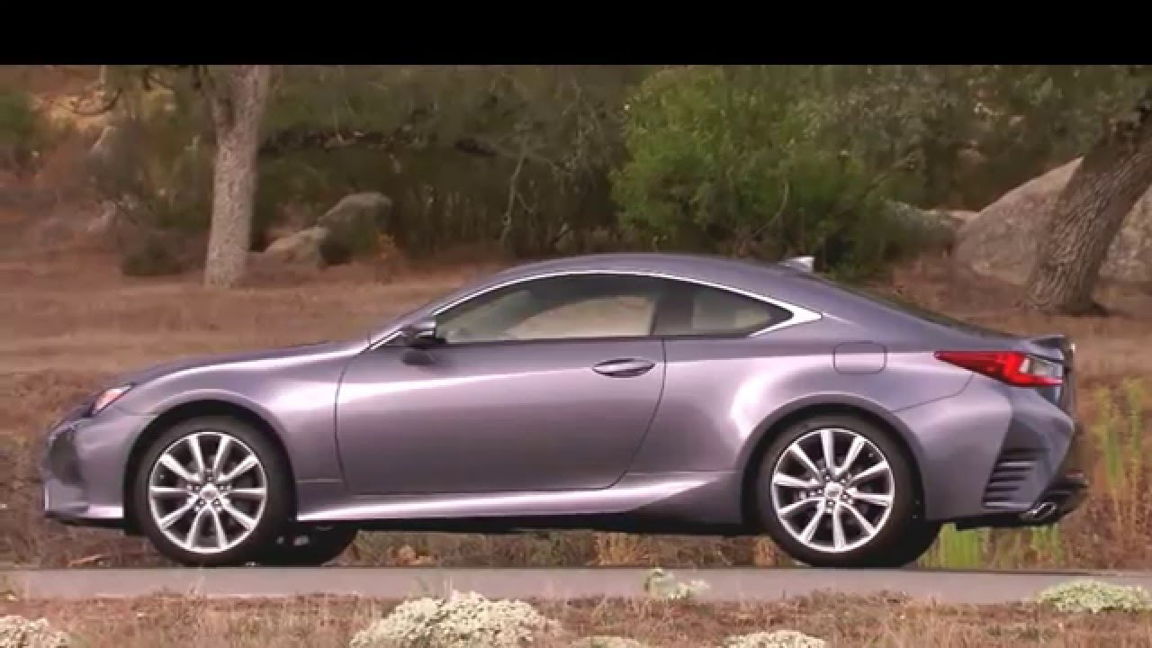 2016 lexus rc 300 awd facelift performance review youtube. Black Bedroom Furniture Sets. Home Design Ideas