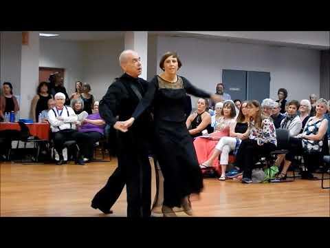 Washington State Senior Games Dance Competition 7-7-18 – Heat 43