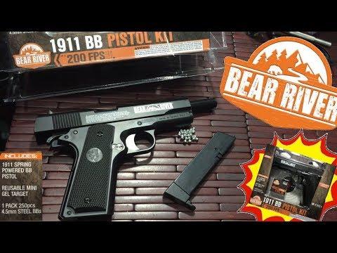 1911 BB. Pistol Kit