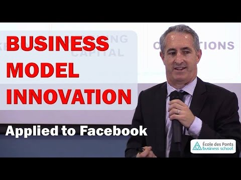 Business Model Innovation, applied to Facebook