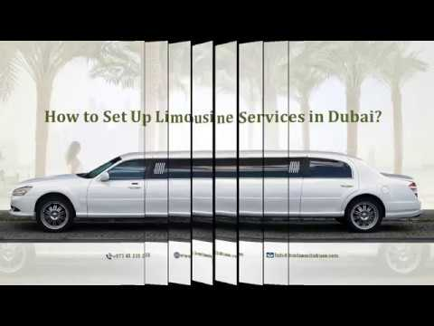 How to Set Up Limousine Business in Dubai?