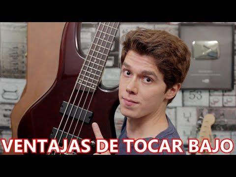 Ventajas De Tocar EL BAJO Siendo Guitarrista!