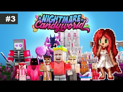 OH NO! - Episode 3 - A Nightmare in Candy World [Minecraft Adventure map by: Everbloom Studios]
