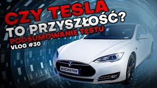 Czy Tesla to przyszłość? - podsumowanie testu - vlog #41