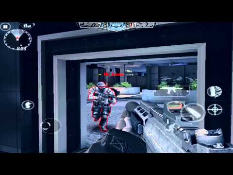 Modern Combat 4: 【MC4】TEAM BATTLE@OVERTIME CHAT WITH SPU MEMBERS PT6