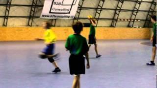 Zimní pohár v házená mladších žáků