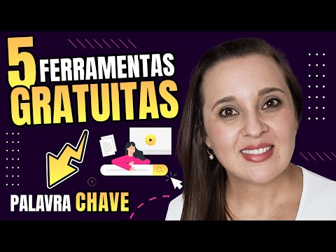 PESQUISA DE PALAVRA CHAVE - 5 Ferramentas GRATUITAS para Pesquisar Palavras Chave| Por Mafalda Melo