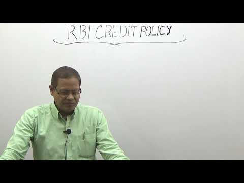 RBI CREDIT POLICY IMPACT