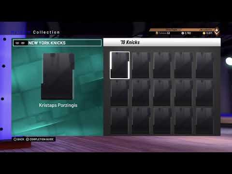 NBA 2K19 | AYE
