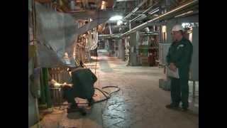 Участок по ремонту теплообменного оборудования (2 Э/б)