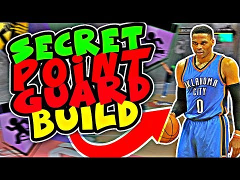 NBA 2K18 BEST POINT GUARD BUILD | 2K18 BEST BUILD TO USE FOR MY PARK